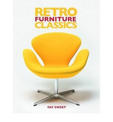 bokomslag Retro furniture classics