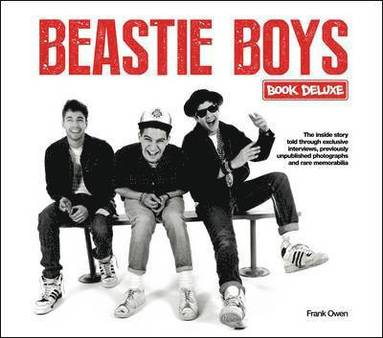 bokomslag Beastie boys book deluxe - a unique box set celebration of the beastie boys