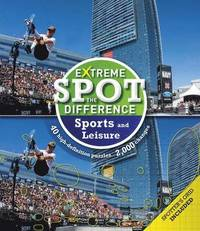 bokomslag Extreme Spot the Difference: Sport and Leisure