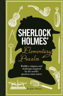 bokomslag Sherlock Holmes' Elementary Puzzles
