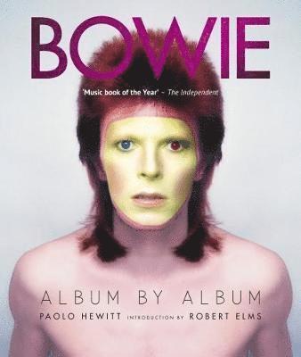 bokomslag David Bowie: Album by Album