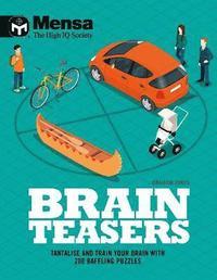 bokomslag Mensa - Brain Teasers