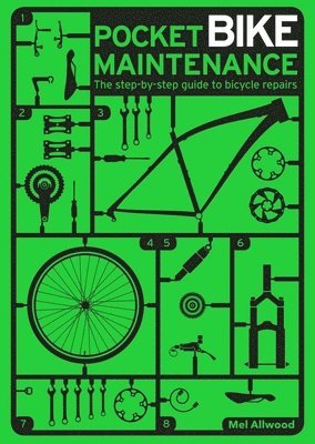 bokomslag Pocket bike maintenance - step-by-step guide to bicycle repairs