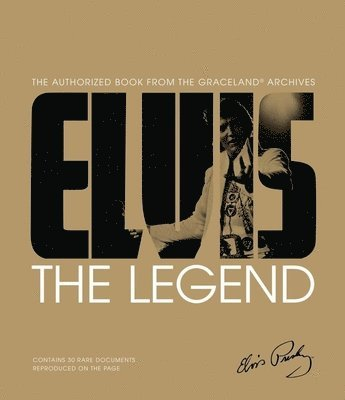bokomslag Elvis the legend