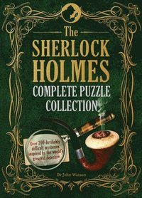 bokomslag The Sherlock Holmes Complete Puzzle Collection