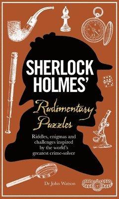 bokomslag Sherlock holmes rudimentary puzzles