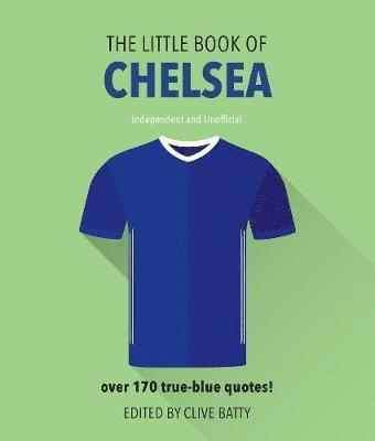 bokomslag Little book of chelsea