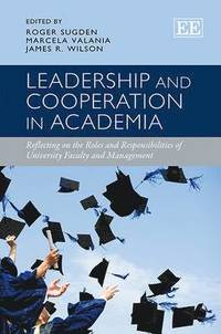 bokomslag Leadership and Cooperation in Academia