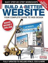 bokomslag Build a Better Website