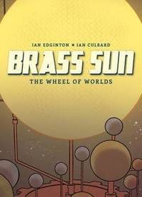 bokomslag Brass Sun