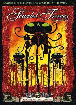 bokomslag The Complete Scarlet Traces, Volume One