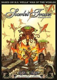 bokomslag The Complete Scarlet Traces, Volume Two