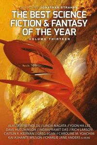 bokomslag The Best Science Fiction and Fantasy of the Year, Volume Thirteen