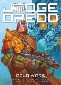 bokomslag Judge Dredd: Cold Wars
