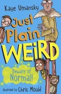 bokomslag Just Plain Weird