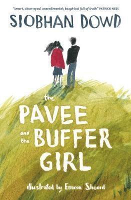bokomslag The Pavee and the Buffer Girl