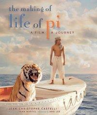 bokomslag Making of Life of Pi