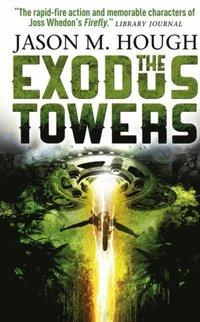 bokomslag The Exodus Tower