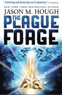 bokomslag The Plague Forge