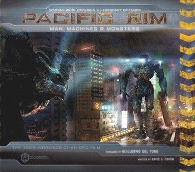 bokomslag Pacific Rim: Man, Machines &; Monsters