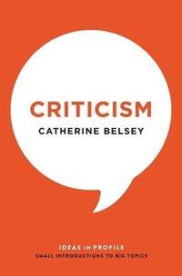 bokomslag Criticism