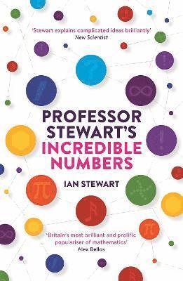 bokomslag Professor stewarts incredible numbers