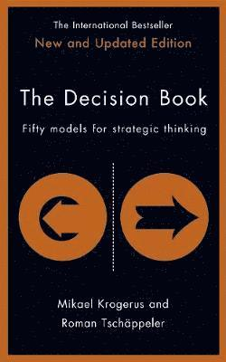 bokomslag Decision book - fifty models for strategic thinking (new edition)