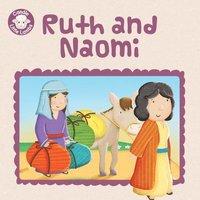 bokomslag Ruth and Naomi