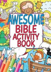 bokomslag Awesome Bible Activity Book
