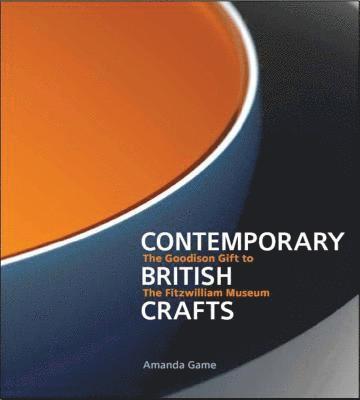 bokomslag Contemporary British Crafts