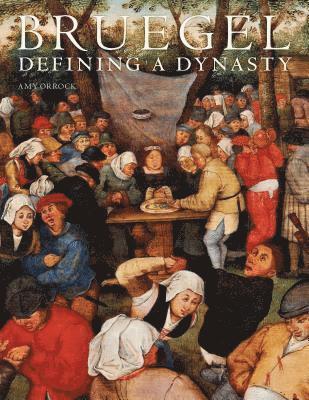 bokomslag Bruegel - defining a dynasty