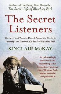 bokomslag The Secret Listeners