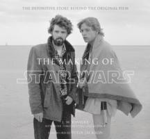 bokomslag The Making of Star Wars