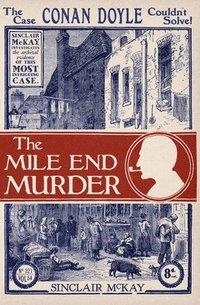 bokomslag The Mile End Murder