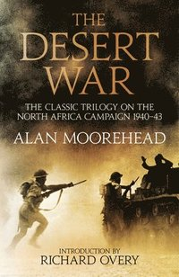bokomslag Desert war - the classic trilogy on the north african campaign 1940-1943