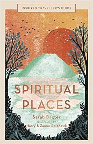 bokomslag Inspired Traveller's Guide Spiritual Places