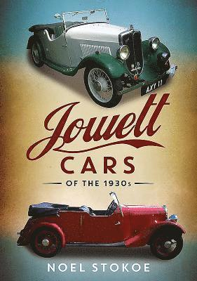 bokomslag Jowett cars of the 1930s
