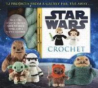 bokomslag Star wars crochet pack