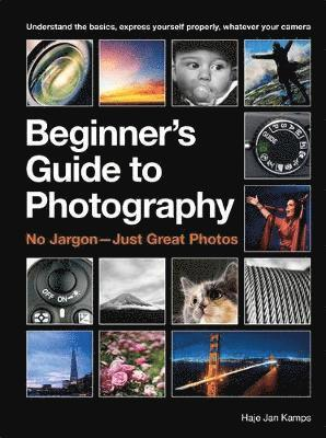 bokomslag The Beginner's Guide to Photography