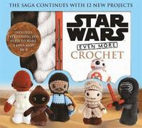 bokomslag Even More Star Wars Crochet Pack