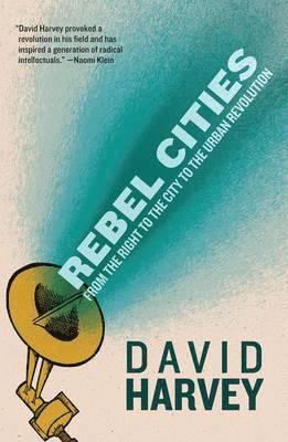 bokomslag Rebel Cities
