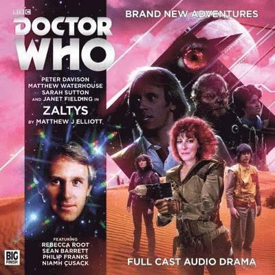 Doctor who main range: 223 - zaltys 1