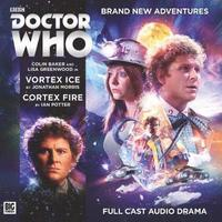 bokomslag Doctor who main range - vortex ice / cortex fire