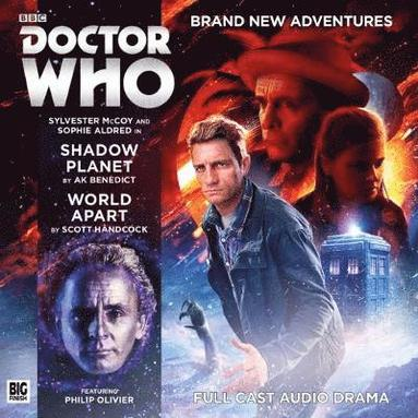 bokomslag Doctor who main range: shadow planet / world apart