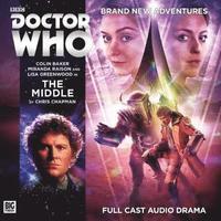 bokomslag Doctor Who Main Range 232 - The Middle