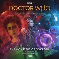 bokomslag Doctor Who - The Monthly Adventures #250 The Monsters of Gokroth