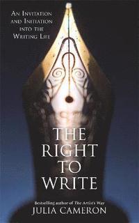 bokomslag The Right to Write