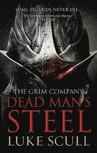 bokomslag Dead Man's Steel