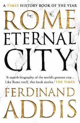 bokomslag Rome: Eternal City