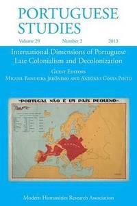 bokomslag Portuguese Studies 29